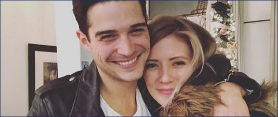 wells adams and danielle maltby appear to be currently dating