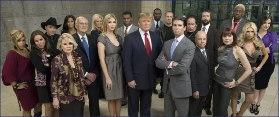 Nbc Officially Reveals The Celebrity Apprentice S Second