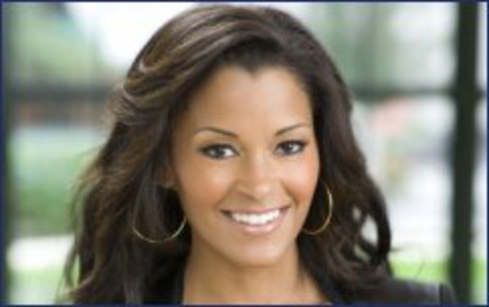 claudia jordan the fourth celeb fired from 39 the celebrity apprentice 39 reality tv world. Black Bedroom Furniture Sets. Home Design Ideas