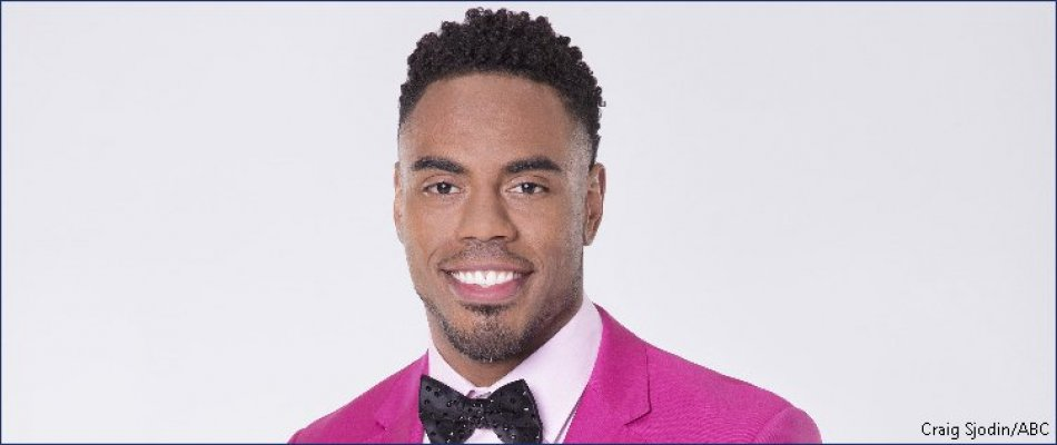 Rashad Jennings -- 8 things to know about the 'Dancing with the Stars ...
