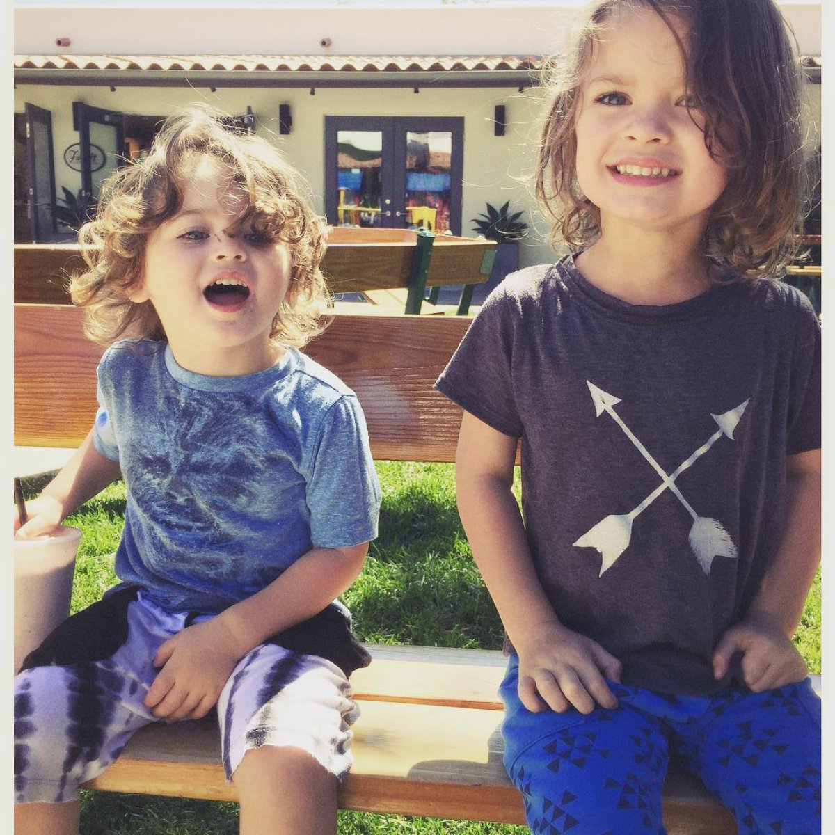 Brian Austin Green Girlfriends Delightful brian austin green shares photos of sons with megan fox - reality