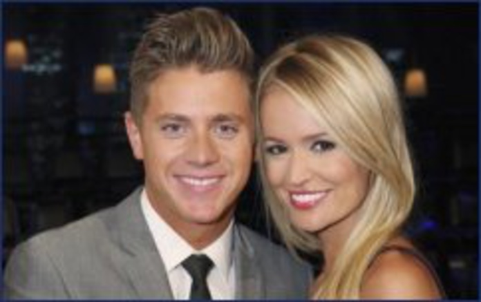 who is bachelorette emily maynard dating Emily maynard is fitting in one last night on the town before her due date on  saturday, the bachelorette alumna shared a photo with her.