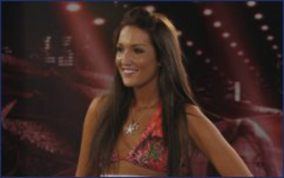 Report Idol Hopeful Bikini Girl Quot Katrina Darrell Was