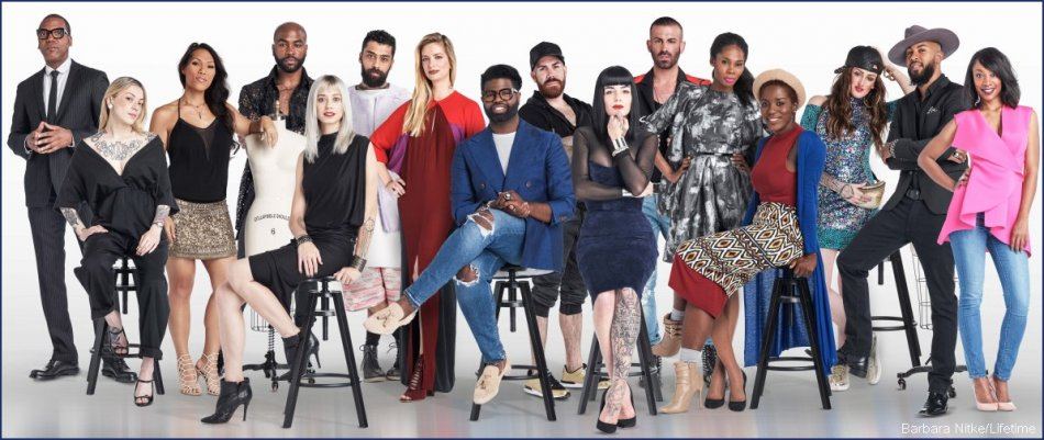 Project Runway All Stars Season 6 Cast Of Rookie And Veteran