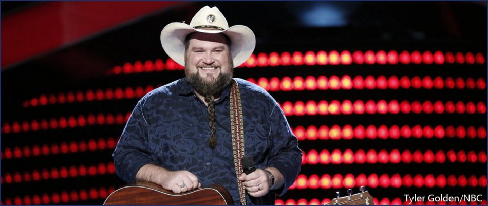 HOME   The Voice   The Voice  Season 11. Sundance Head  Singing with KISS on  The Voice  was like being a