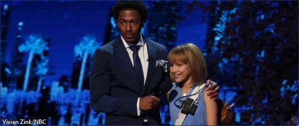 Grace Vanderwaal Wins America S Got Talent Season 11