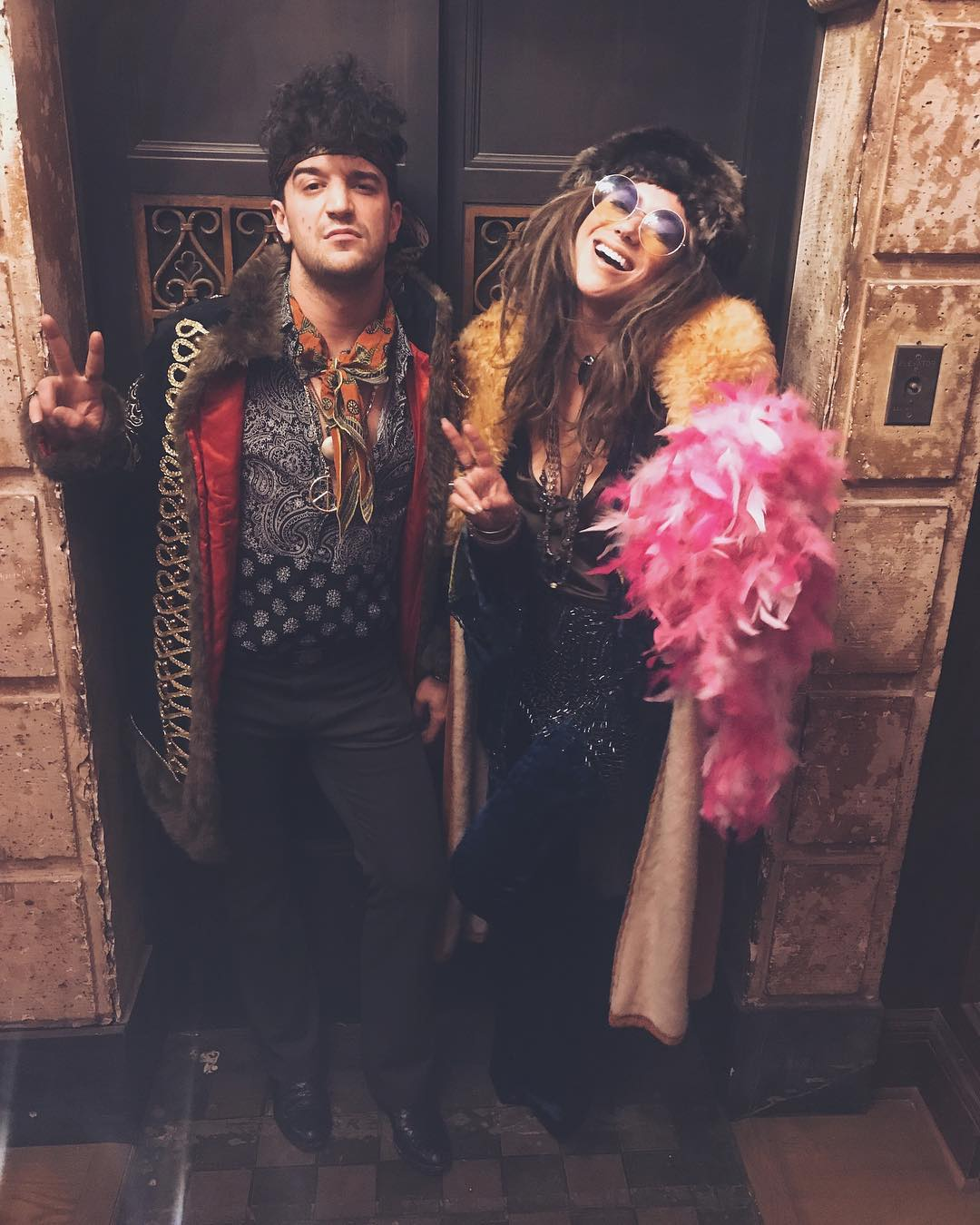 mark ballas and bc jean halloween costumes - miscellaneous reality