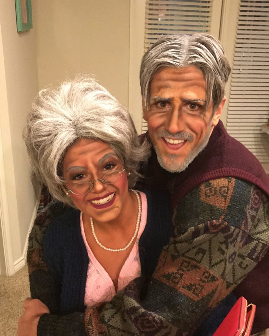 elderly halloween costumes hallowen costum udaf