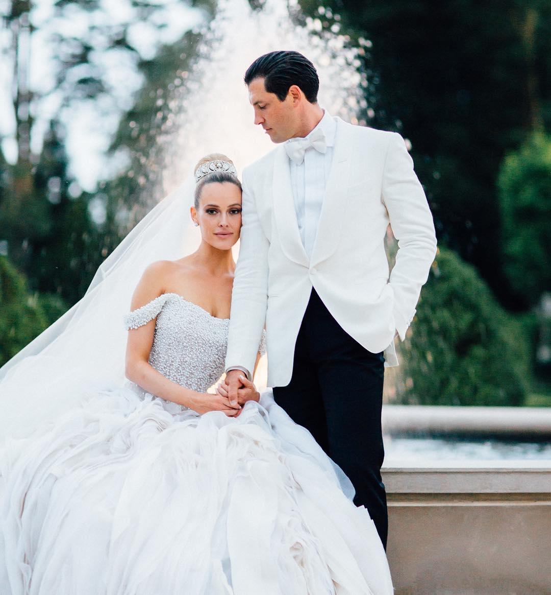Lindsay Arnold Wedding.Peta Murgatroyd And Maksim Chmerkovskiy Dancing With The Stars