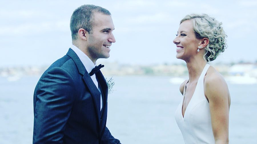 Molly Duff and Jonathan Francetic - Season 6 - Married at