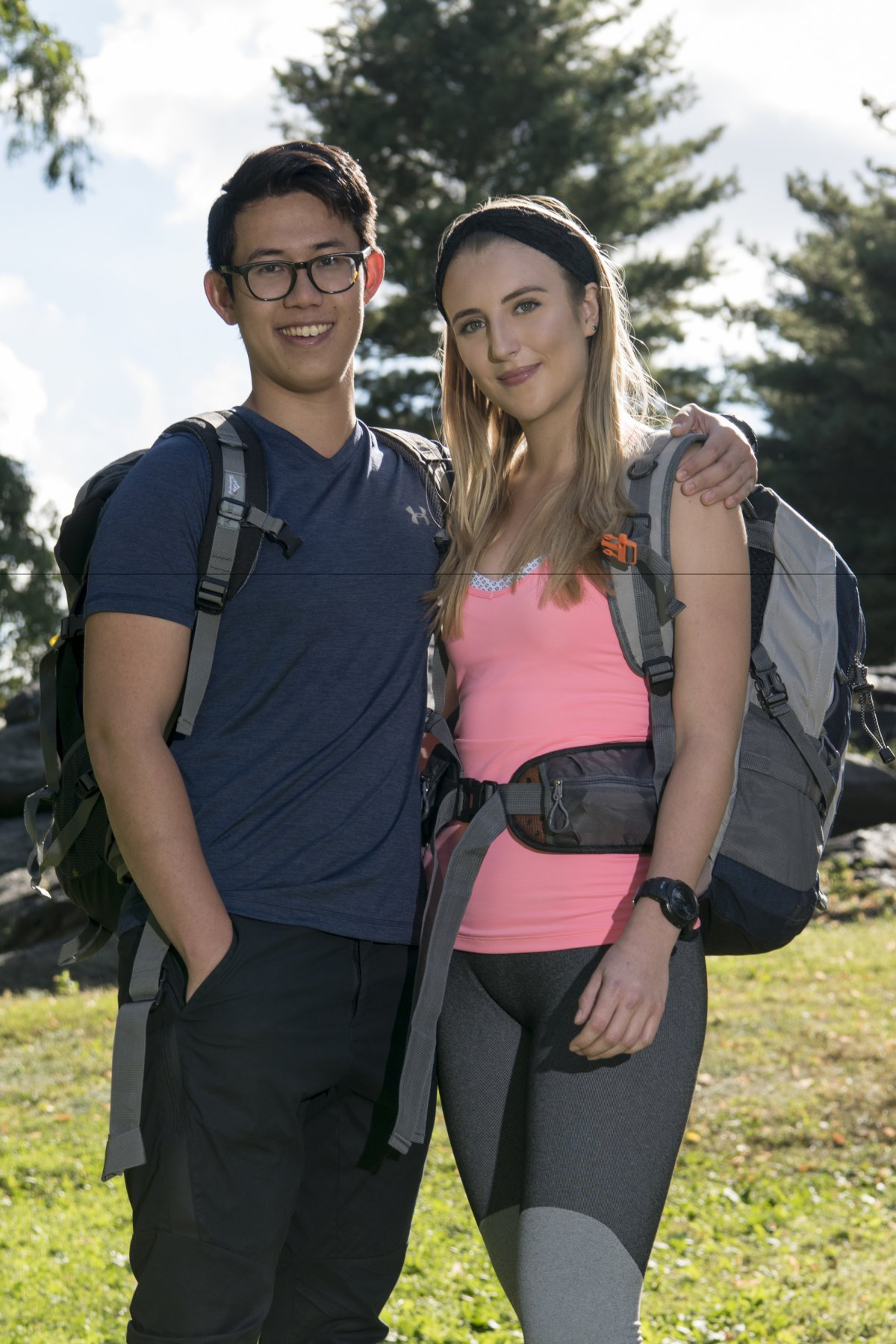 Henry Zhang And Evan Lynyak The Amazing Race
