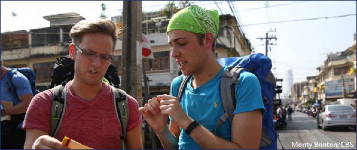 The Amazing Race Has a New Twist Blind Date Couples (Video)