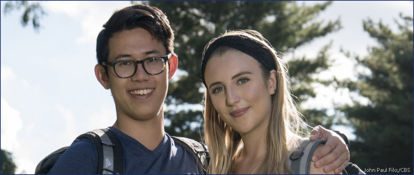 Exclusive Henry Zhang And Evan Lynyak Talk The Amazing Race Part 2