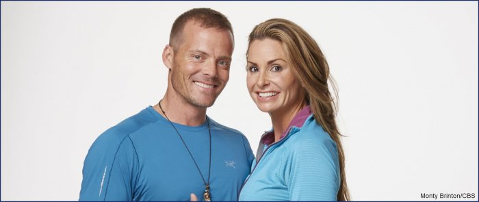 Colin Guinn and Christie Woods talk 'The Amazing Race', reveal major