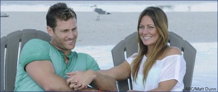 Who is renee dating the bachelor