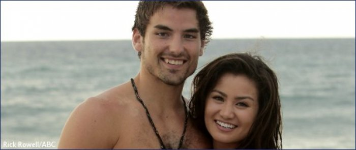 who is jared dating from bachelor in paradise
