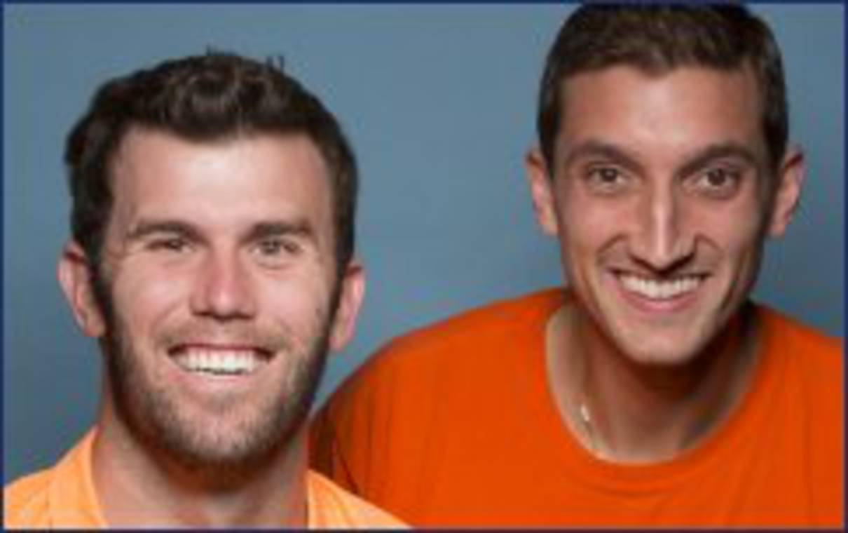 Exclusive: \'The Amazing Race\' eliminees Brodie Smith and Kurt Gibson ...