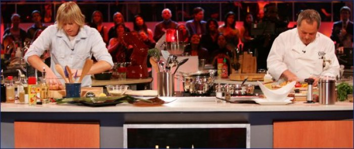 Celebrity Cooking Showdown - TV.com