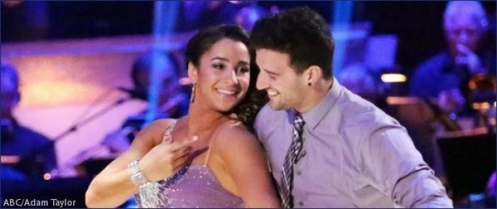 Dancing with the stars alexander and mark dating