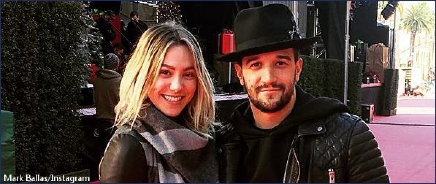 Mark Ballas Marries Brittany Jean Bc Jean Carlson And Shares