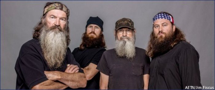 'Duck Dynasty' star Wi...