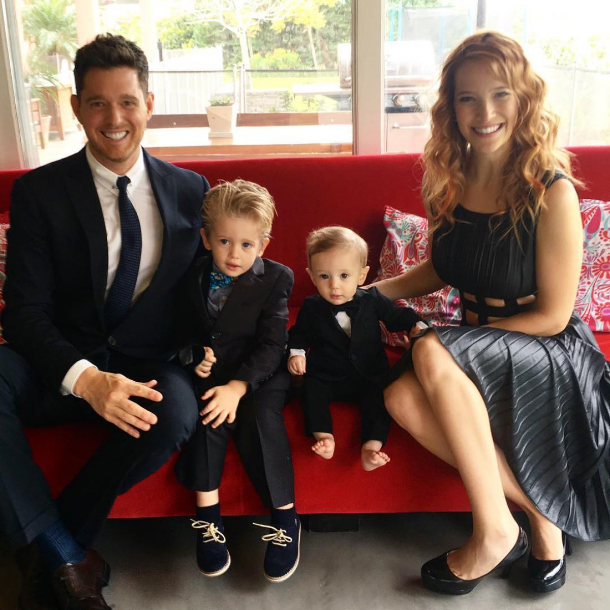 "Jerry Carney And Sons Inc Home: Michael Buble: Doctors Are ""optimistic"" About My Son's"