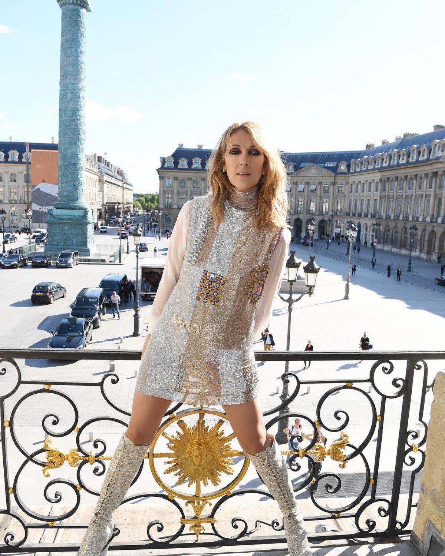 Photo credit: Celine Dion/Instagram