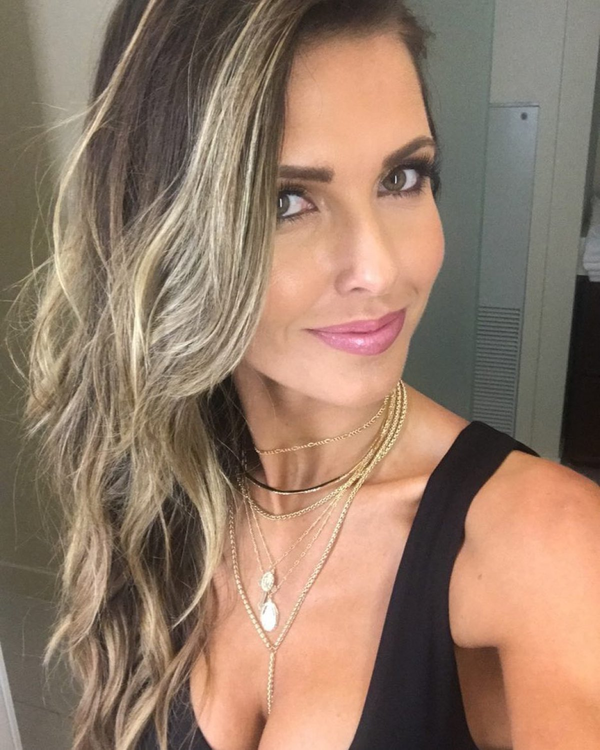 braless Instagram Audrina Patridge naked photo 2017