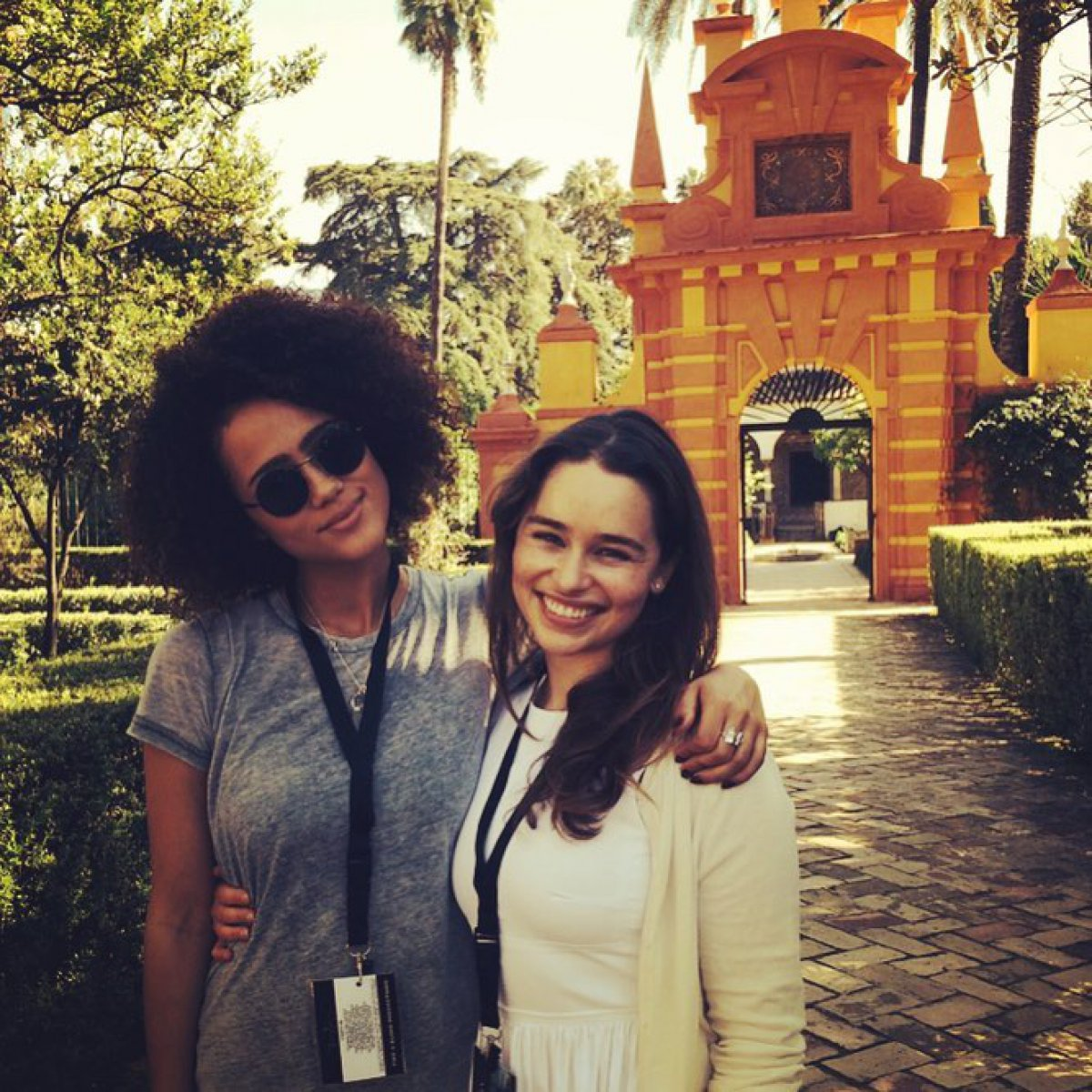 'Game Of Thrones': Nathalie Emmanuel Celebrates Emilia