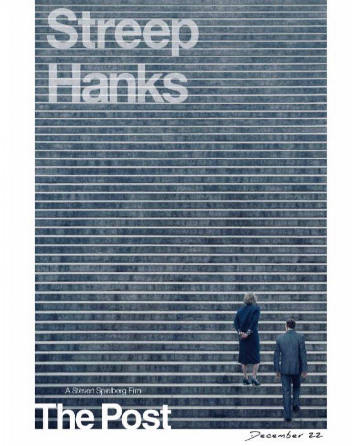 Tom hanks and meryl streep star in first trailer for steven the post nvjuhfo Choice Image