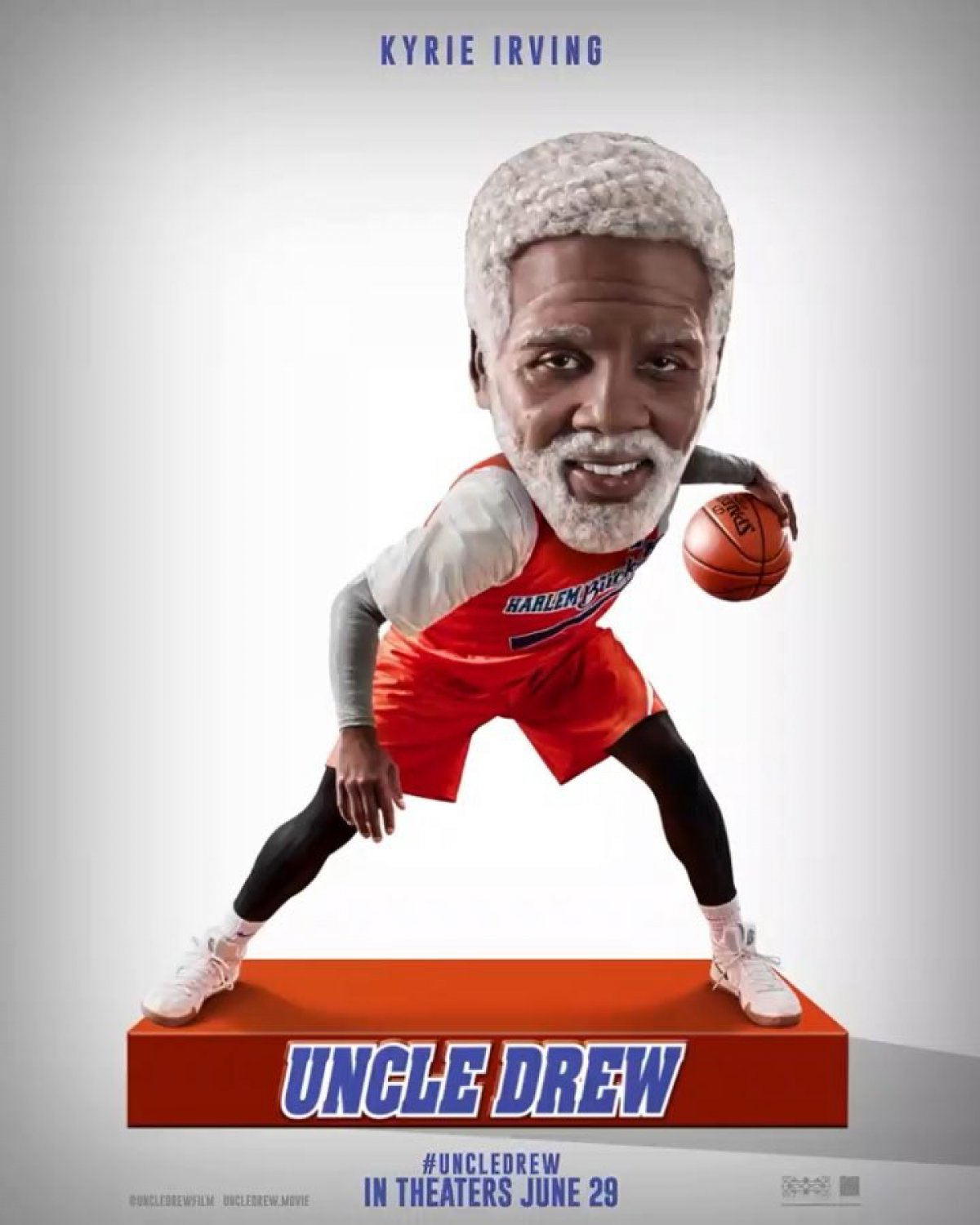 Kyrie Irving recruits NBA stars in first \'Uncle Drew\' movie trailer ...