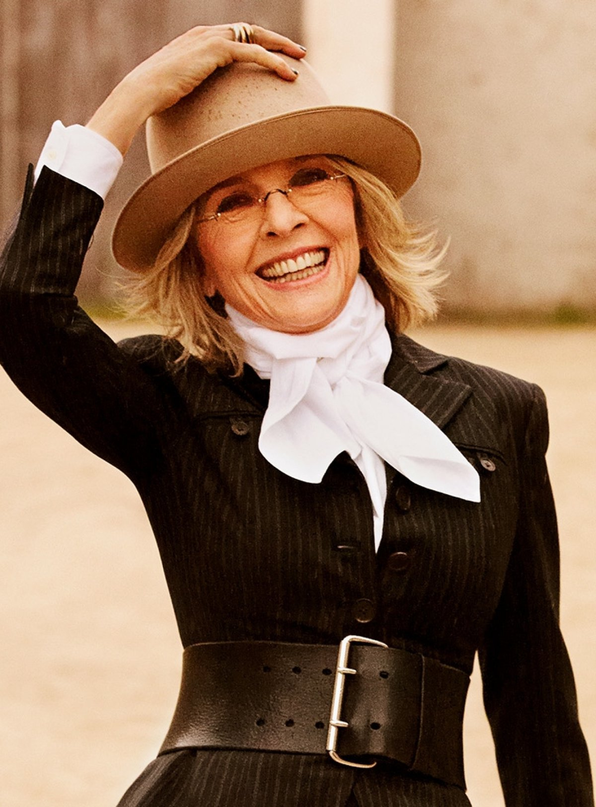 diane keaton gushes over chris martin he 39 s gorgeous reality tv world. Black Bedroom Furniture Sets. Home Design Ideas
