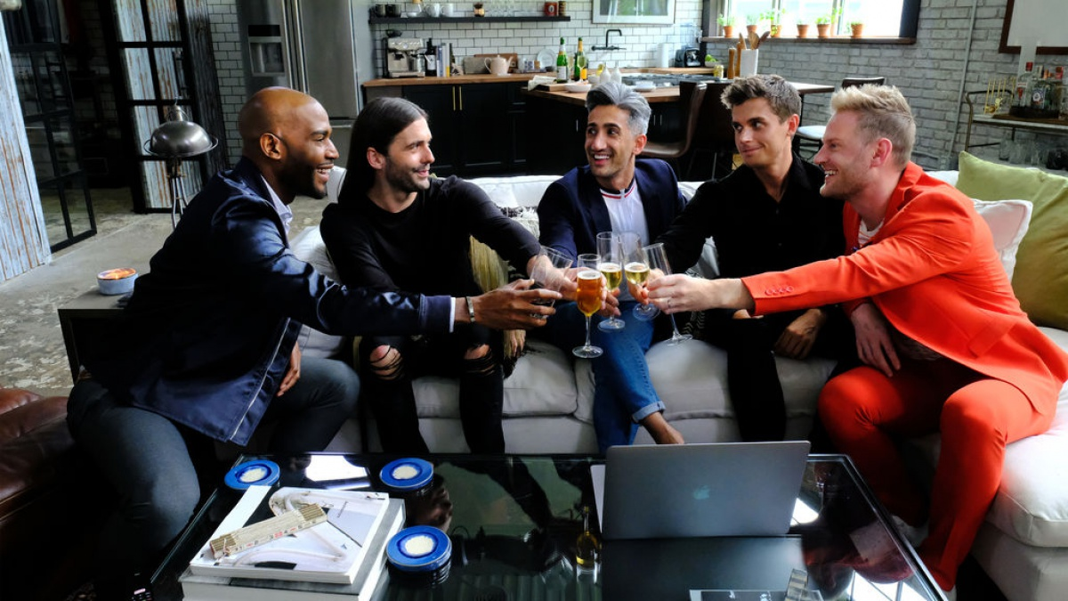 Queer Eye,' 'Nailed It!,' 'Dope,' 'Drug Lords,' and 'The