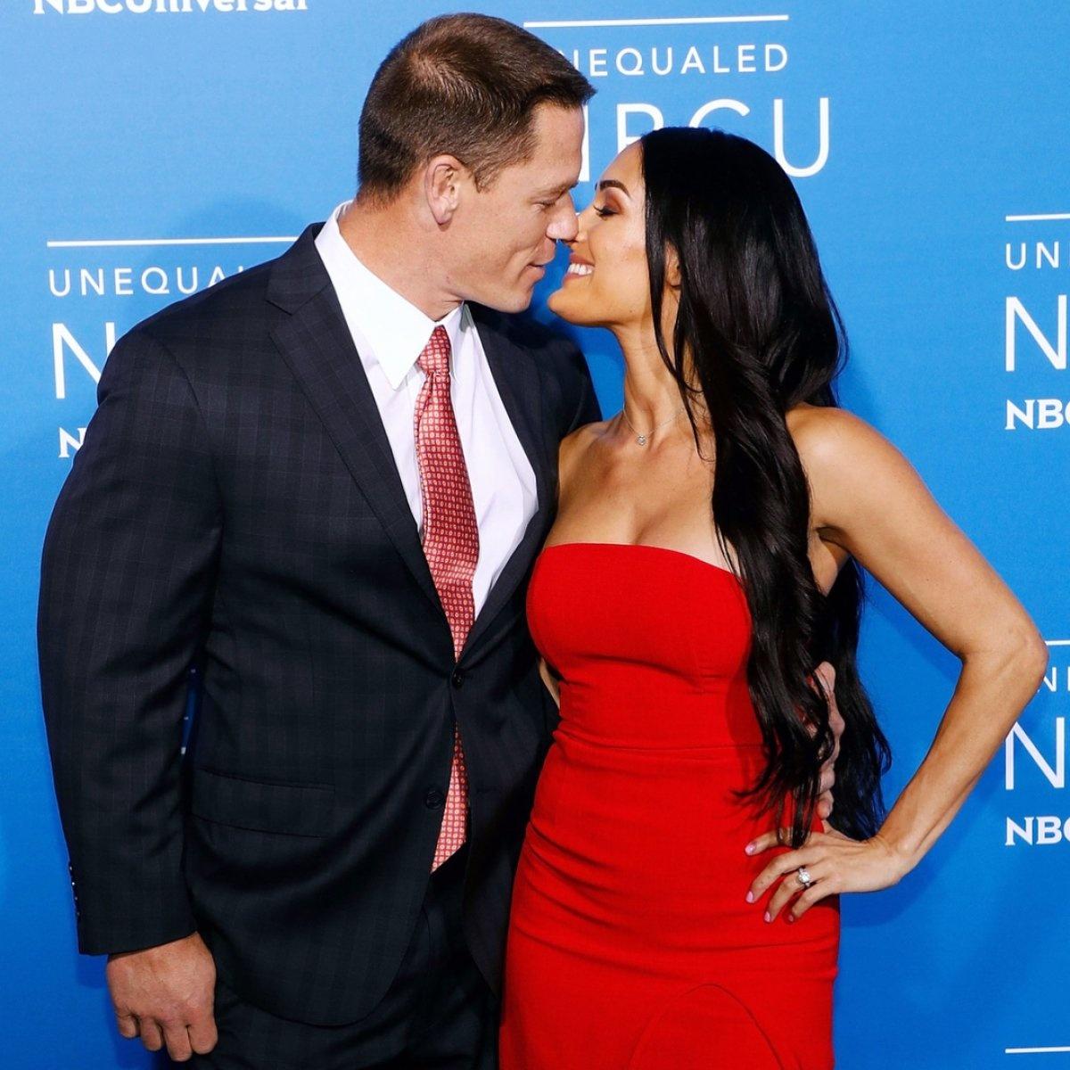 Nikki Bella gives John Cena relationship update: \