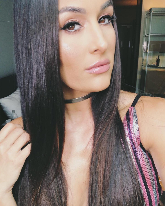 """Nikki Bella: I don't want John Cena breakup to """"define"""" me ..."""
