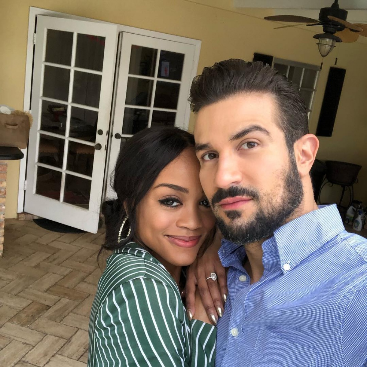 Rachel Lindsay & Bryan Abasolo - Wedding Updates - FAN Forum - Discussion  - Page 3 1069964-l