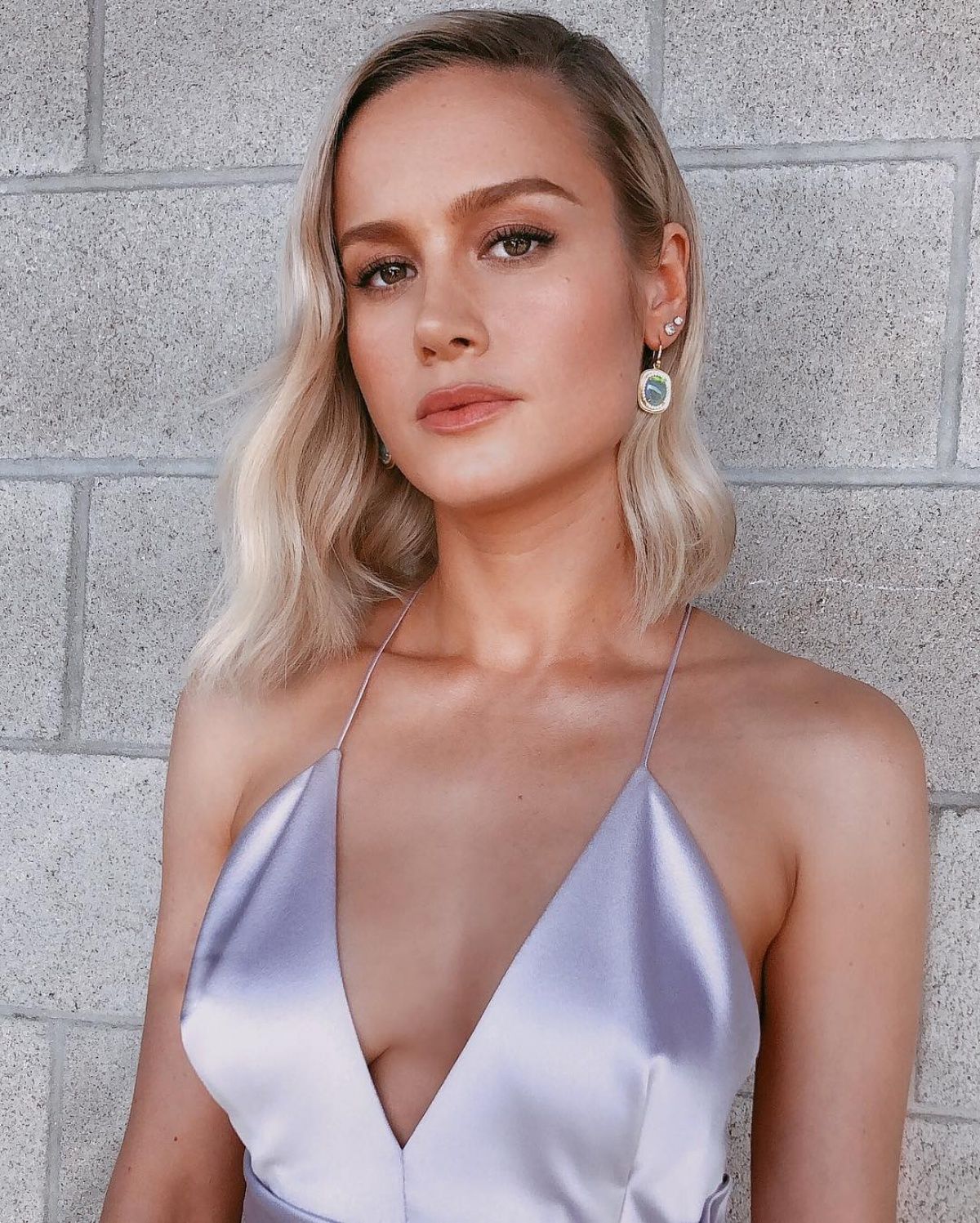 Brie Larson Recalls Avengers Endgame Movie Secrecy -7614