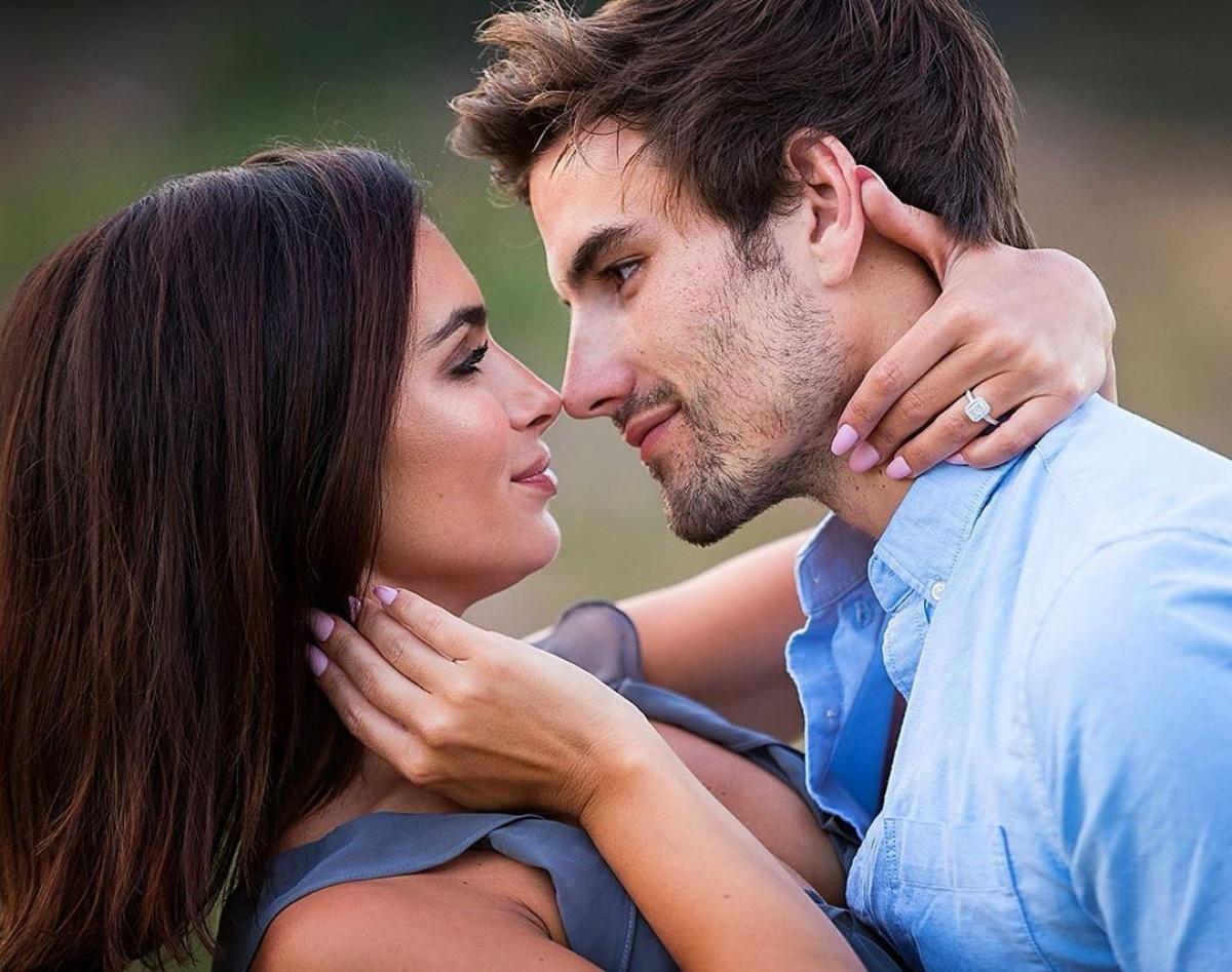 Bachelor in Paradise' couple Ashley Iaconetti and Jared Haibon get