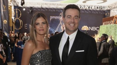 Carson Daly And His Wife Siri Daly Say Baby No 4 Is A Girl