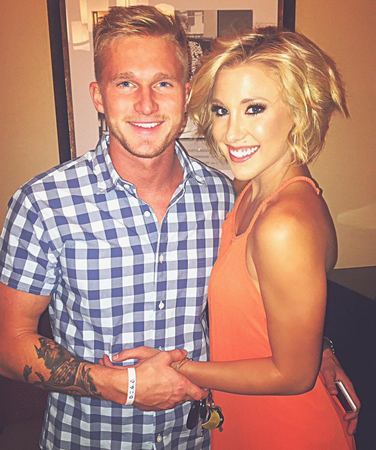 Savannah Chrisley Tearfully Announces Split From Boyfriend