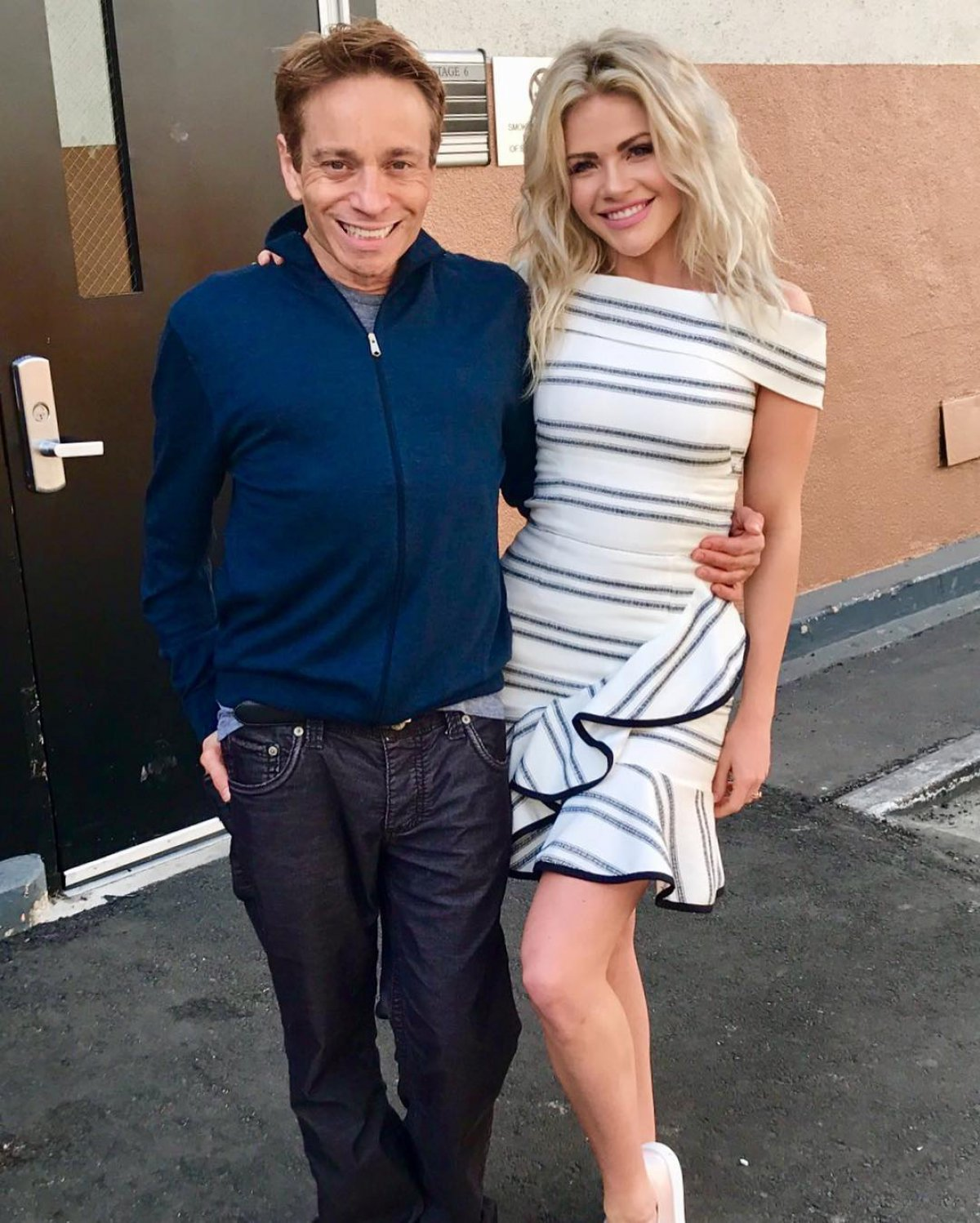 Story Dancing With The Stars Kym Johnson And Robert Herjavec Welcome Twins: Chris Kattan -- 5 Things To Know About The 'Dancing With