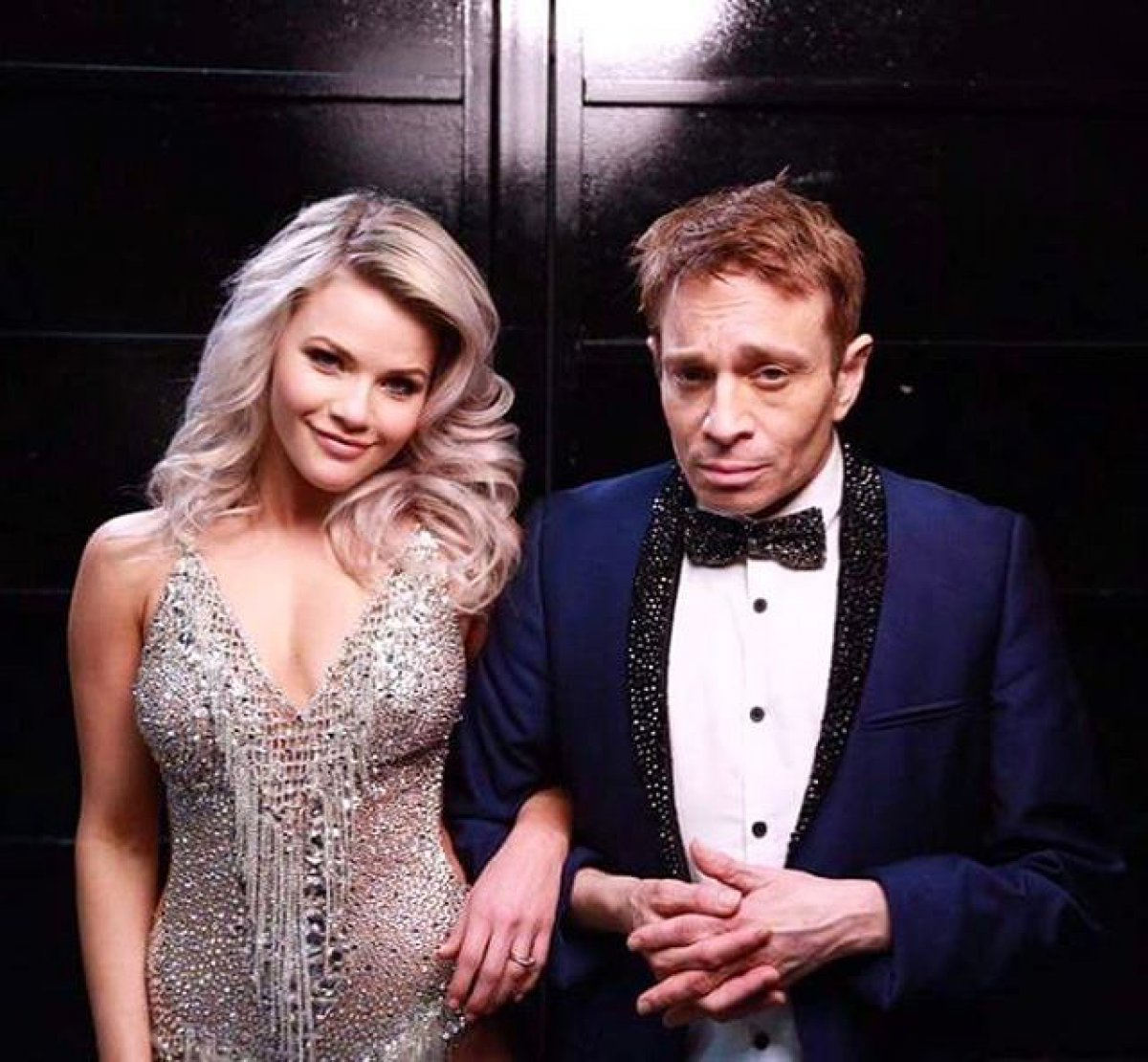 Story Dancing With The Stars Kym Johnson And Robert Herjavec Welcome Twins: 'Dancing With The Stars' Recap: Chris Kattan And Pro