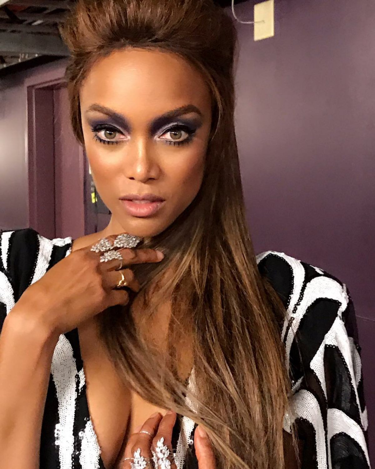Tyra Banks And Erik Asla Reportedly Split After Five Years