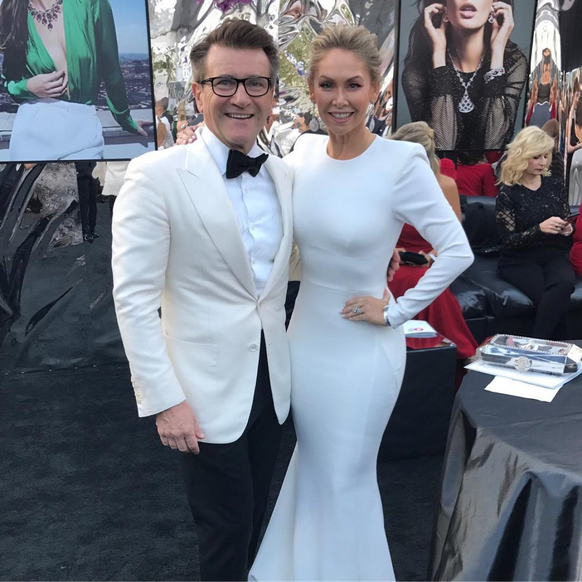 Story Dancing With The Stars Kym Johnson And Robert Herjavec Welcome Twins: Kym Johnson And Robert Herjavec Expecting Twin Babies