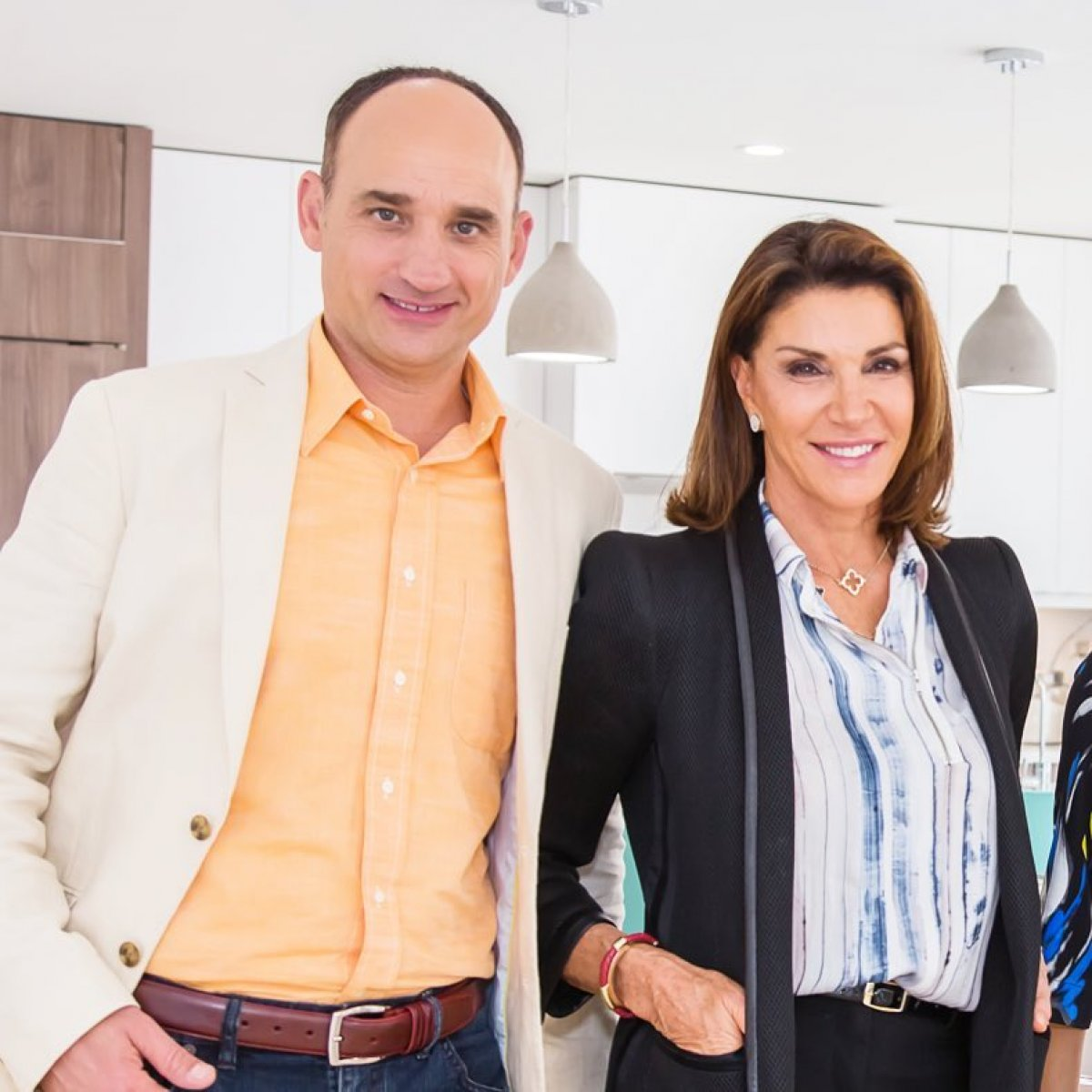 'Love It Or List It' Starring Hilary Farr And David