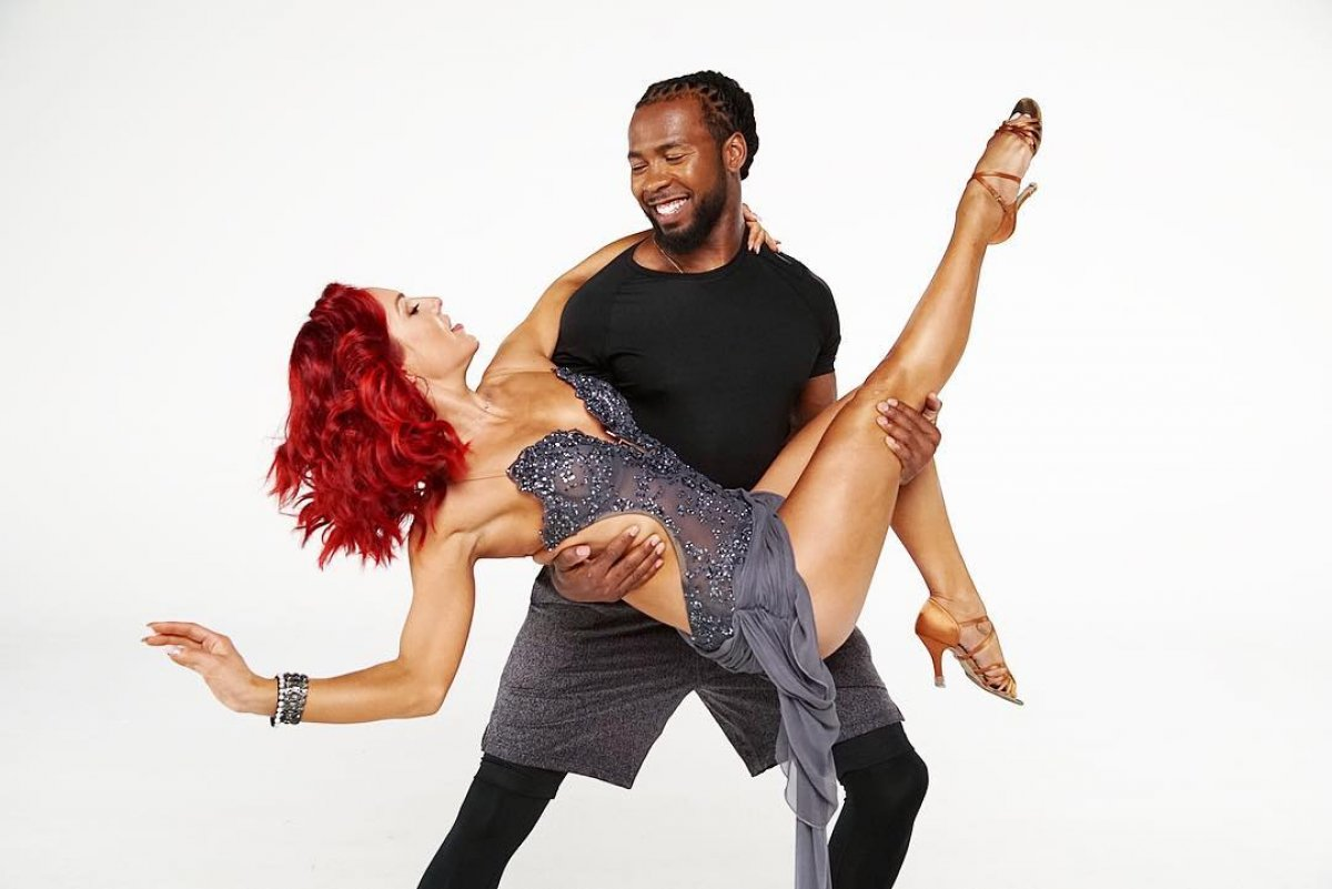 Sharna Burgess denies dating 'Dancing with the Stars ...