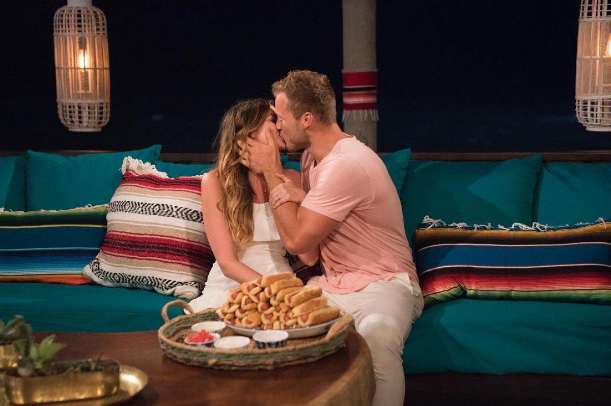 Colton Underwood Bachelor Engaged