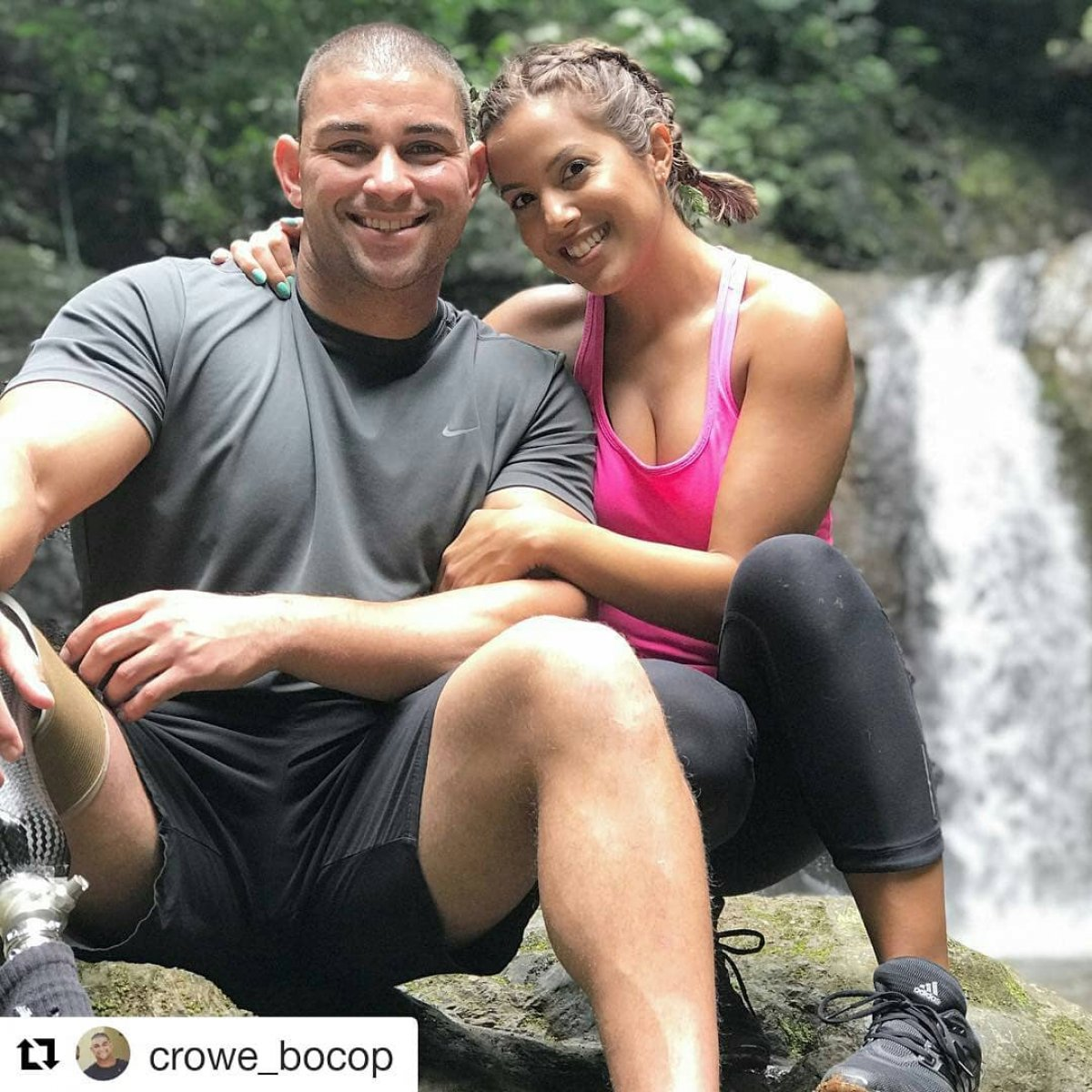 'The Proposal' First Engaged Couple Mike Crowe And Monica
