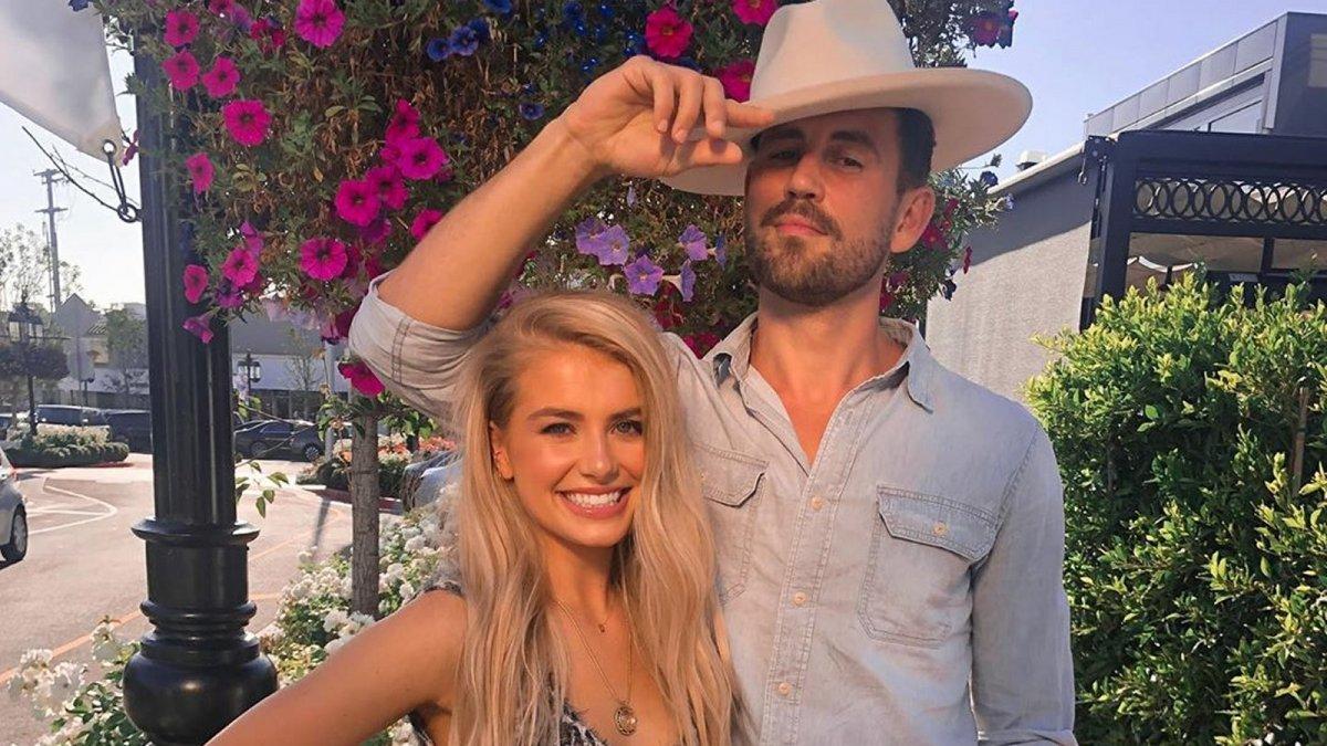 Emily Maynard dating Nick