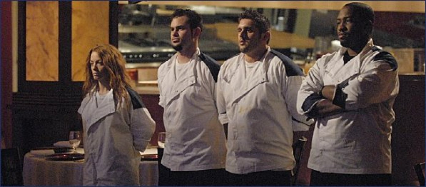Melissa Firpo Becomes The Sixth Chef Eliminated From Hell S